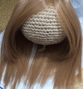 Трессы (волосы) для кукол