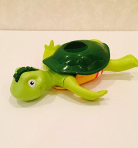 Черепашка 💦для купанья