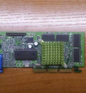 Видеокарта Nvidia GeForce2 MX200 32MB