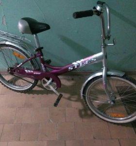 велосипед stels pilot 300