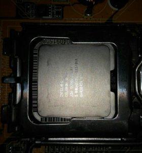 Процессор Intel celeron 336