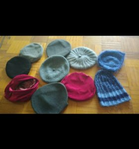 Беретки шапки