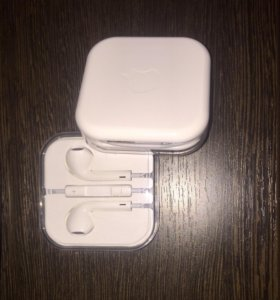 Наушники iPhone/EarPods