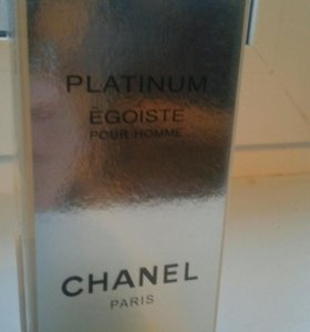 Туалетная вода CHANEL PLATINUM EGOIST