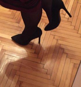 Туфли новые 38 р-р лодочки