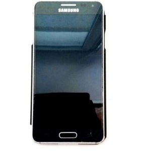 Телефон Samsung Galaxy Alpha (SM G850F)