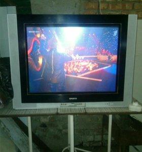Рабочий Телевизор оникс