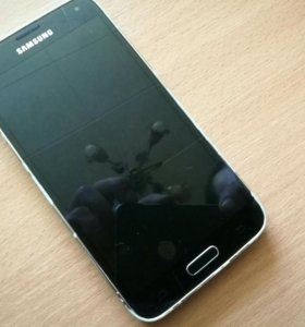 Samsung Galaxy S5 (трещина на дисплее)