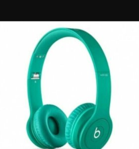 Наушники BEATS SOLO HD MATTE TEAL оригиналы