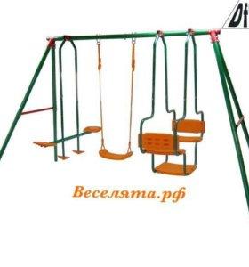 Детский спортивный комплекс, новый