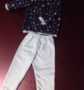 Новый костюм на куколку 40-45 см
