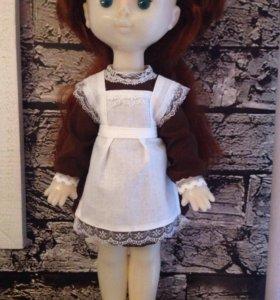 Школьная форма на куклу 35 см