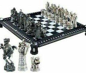 Шахматы колекционные Гарри Потер
