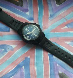 Часы casio mw600f