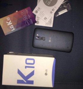 Телефон LG K 10