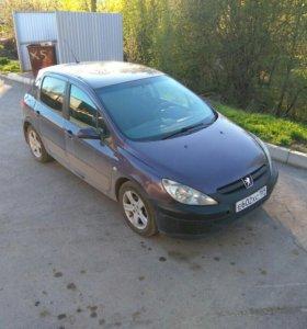 Peugeot 307 (хетчбэк)