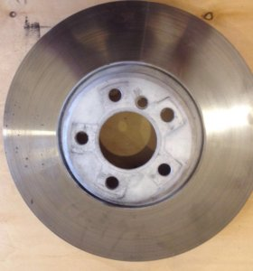 Тормозные диски передние BMW X-6