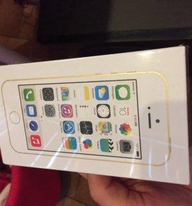 iPhone 5s 16gb запечатанный