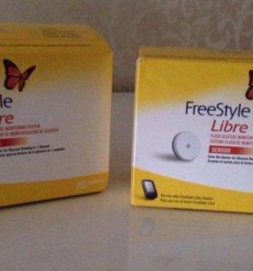 Сенсоры Freestyle Libre