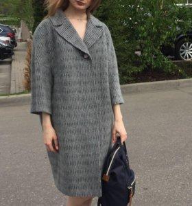 Пальто из шерсти мериноса