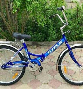 Велосипед Stels pilot 710   новый