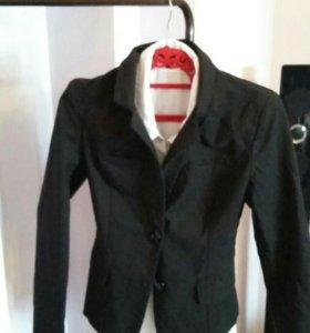 Пиджак приталенный Fashion