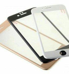 3D защитное стекло iphone 6 6s