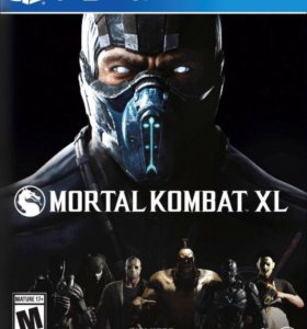 Mortal Kombat XL (рус) PS4 и Xb One