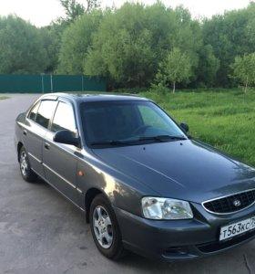 Hyundai Accent 2006 г