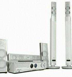 Philips MX5700D Домашний кинотеатр