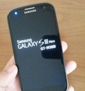 Samsung Galaxy S3 I9300I Duos.