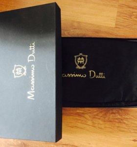 Кожаные Туфли-Дерби Massimo Dutti 41