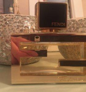 Парфюм Fendi из личной коллекции