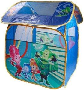"""Детская игровая палатка """"Фиксики"""""""