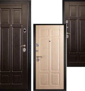 Акция! Стальная дверь Сударь мд07 три контура 110м