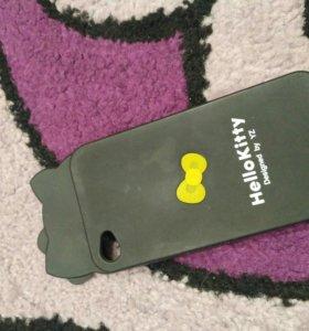 Чехол на iPhon4s