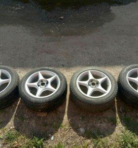 Комплект колес на Bmw