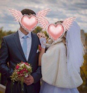 Свадебный костюм мужской