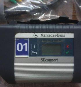 Mercedes-Benz Star Diagnosis C4 SDconnect