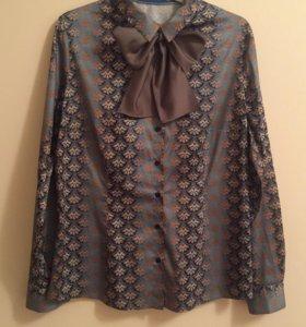 Шикарная блуза с бантом