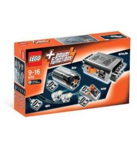 Набор с мотором LEGO 8293 Лего Power Functions