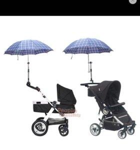 Крепление для зонтика