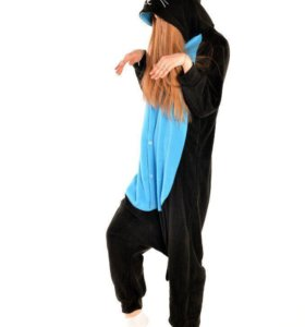 Пижама кигуруми кошка
