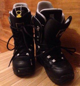 Ботинки для сноуборда BURTON CASA BLACK