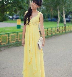 вечернее платье р-р XS