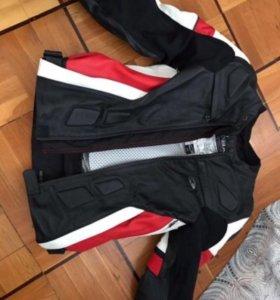 Мото куртка мужская