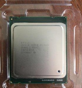 Xeon E5-2650, 8 ядер