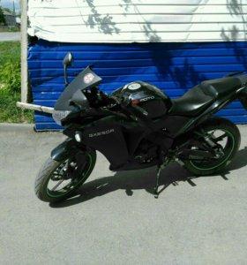 Мотоцикл АВМ Х-МОТО GX250