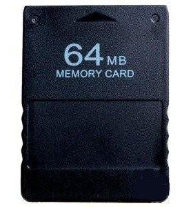 Sony Memory Card 64 MB PS2