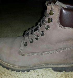 Ботинки на весну или на раннюю зиму